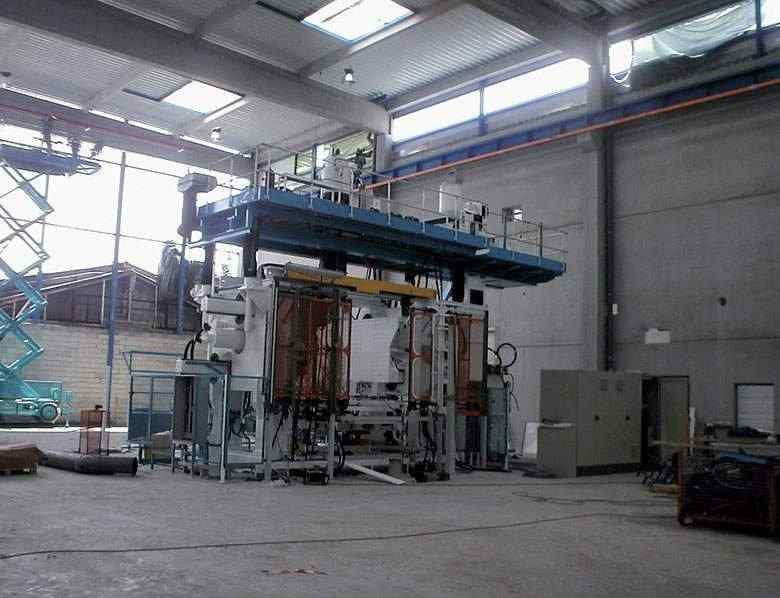 Cical usine production Inergy
