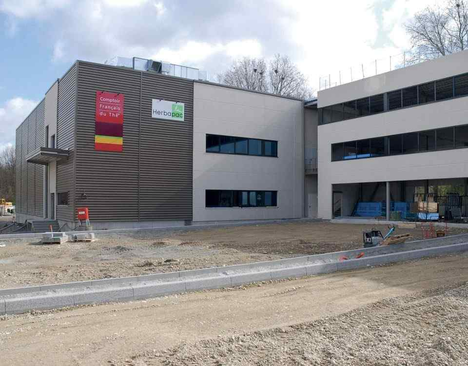 Cical usine Herbapac