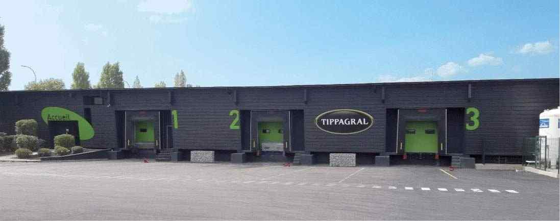 Cical entrepôt Tippagral