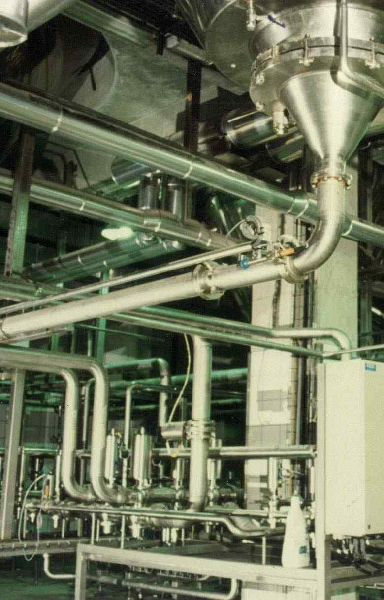 Cical usine Brasseries interbrew