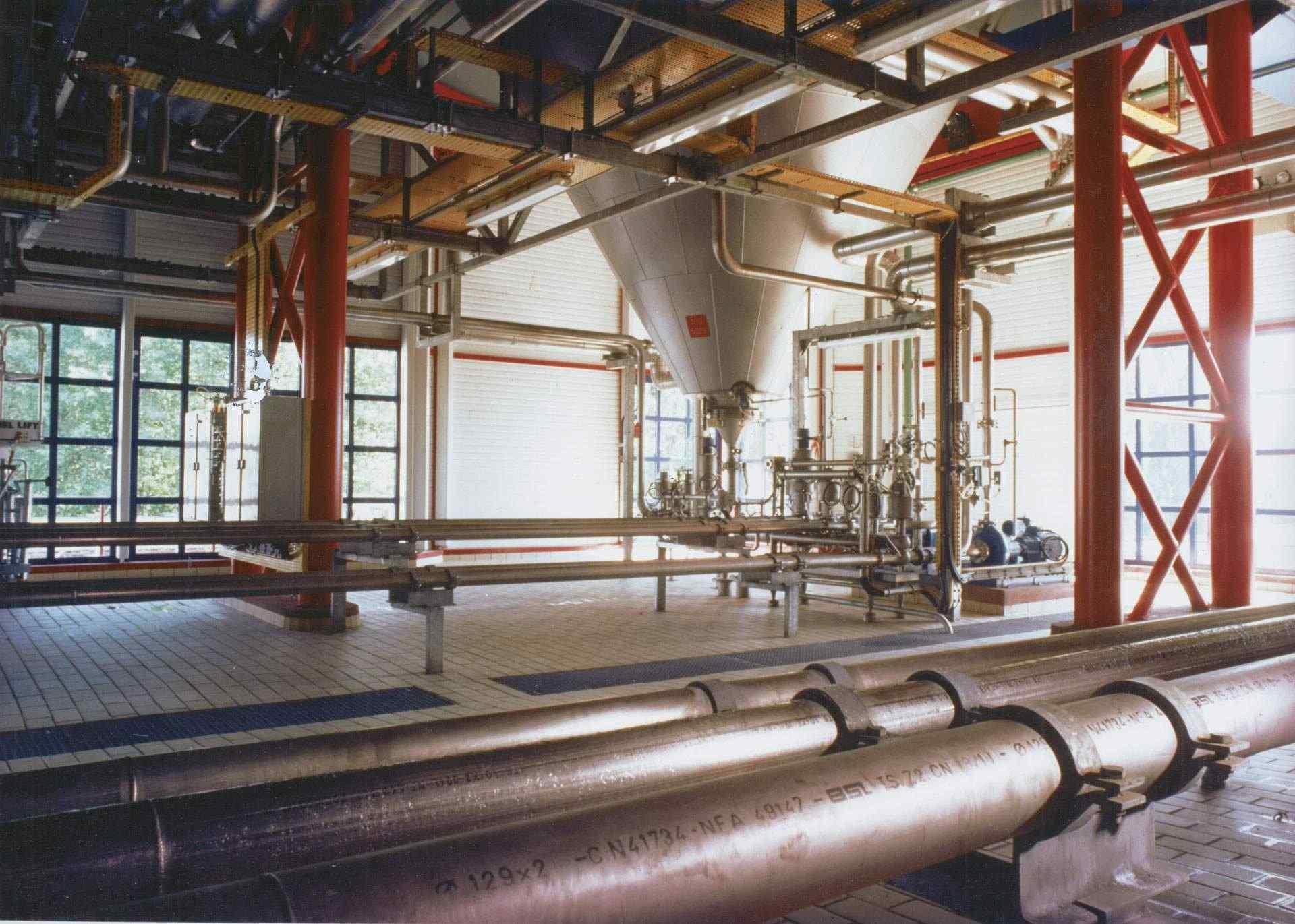 Cical usine Brasseries Kronenbourg Strasbourg