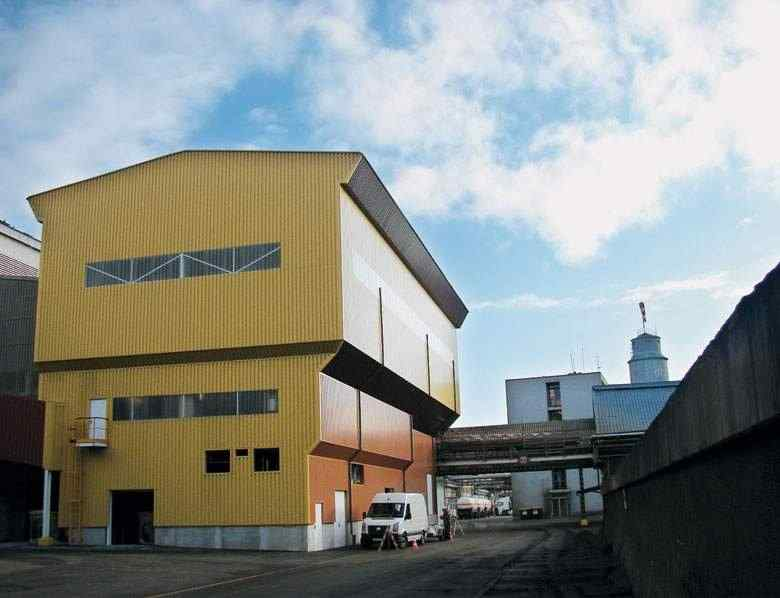 Cical usine production millenium