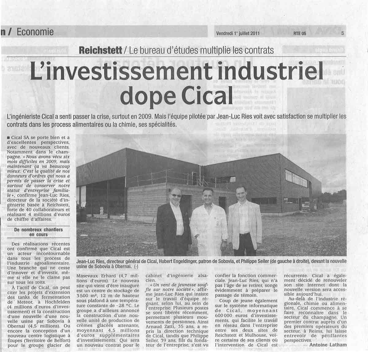 ARTICLE-CICAL-DNA-01072011