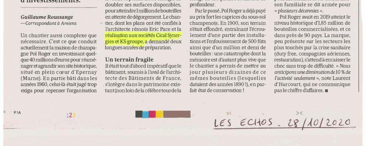 article Pol Roger